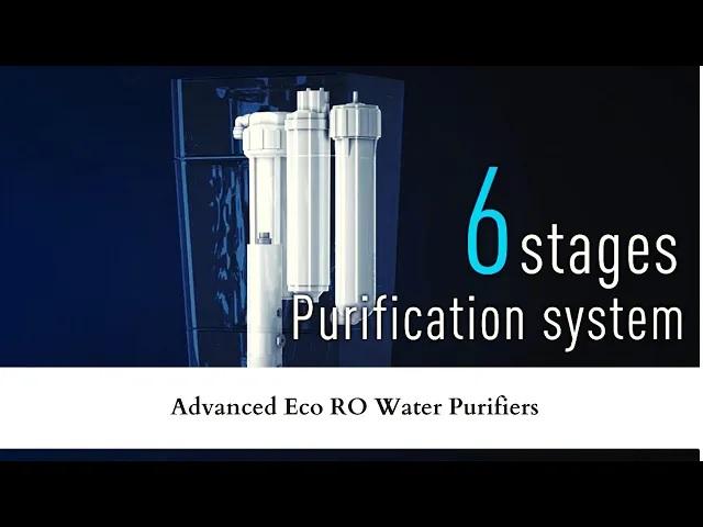 Panasonic Advanced Eco RO Water Purifiers - TKCS80