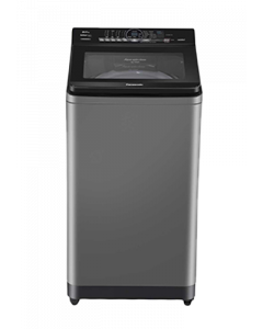 New 8KG Top Load WM-Back Panel-stain master,12 programs, Charcoal Inox Grey
