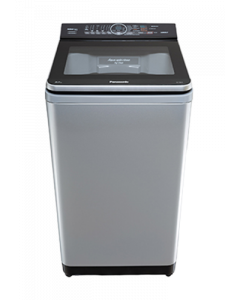 7.5KG Top Load WM-Econavi,Stainless steel Body,heater, Silver Colour