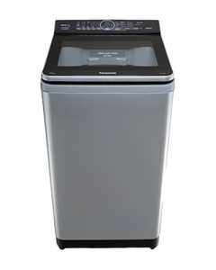 7KG Top Load WM-Econavi,Stainless steel Body,heater, Silver Colour